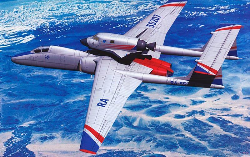Рекута Александр Леонидович разработал систему М-55-5