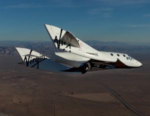 Суборбитальный пилотируемый самолет